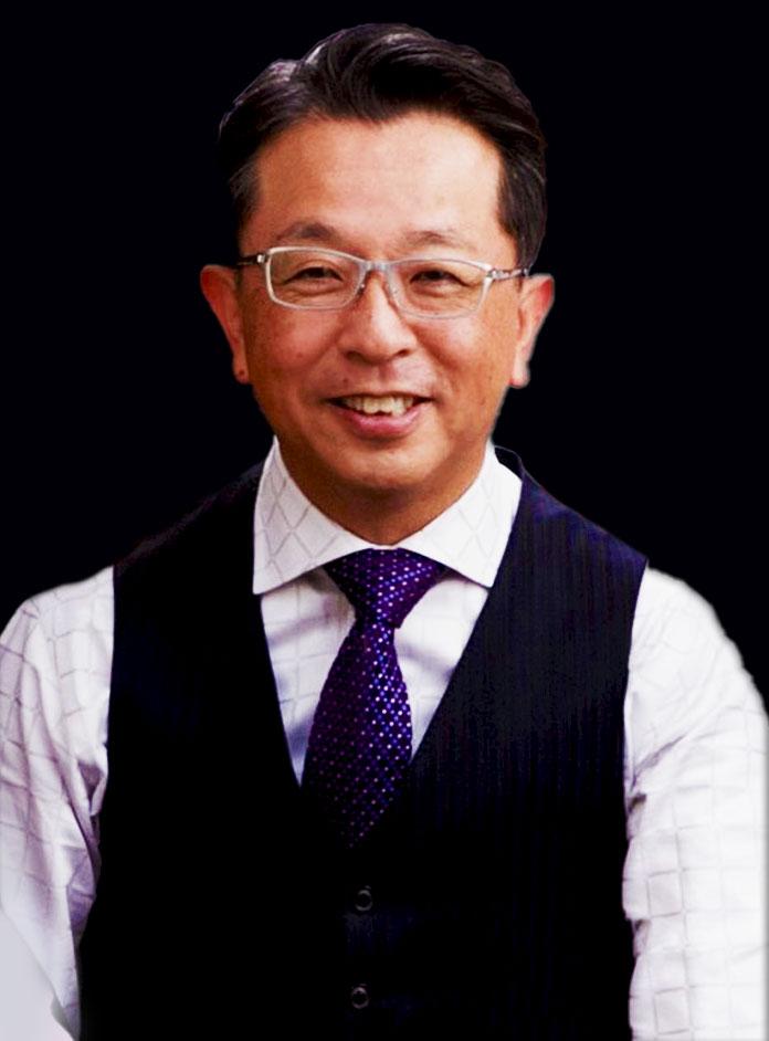 加藤道信氏